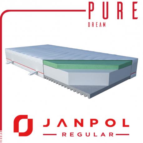 Materac PURE DREAM - JANPOL
