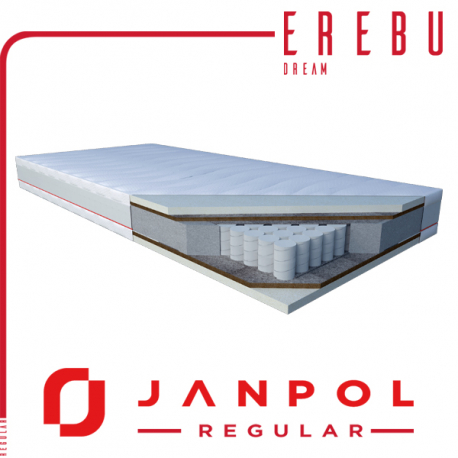 Materac EREBU DREAM - JANPOL