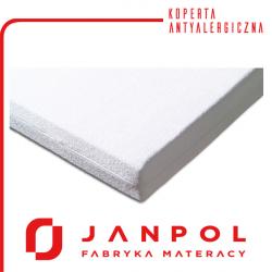 Pokrowiec na materac ANTYALERGICZNY - JANPOL