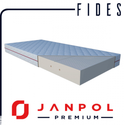 Materac FIDES - JANPOL + GRATIS