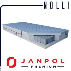 Materac NOLLI - JANPOL + GRATIS