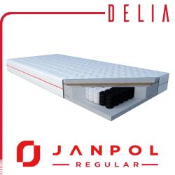 Materac DELIA - JANPOL + GRATIS