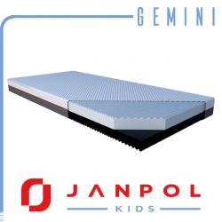 Materac GEMINI - JANPOL + GRATIS