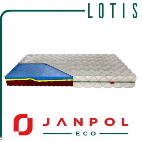 Materac LOTIS - JANPOL