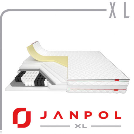Materac XL TWIN - JANPOL