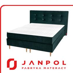 Łóżko kontynentalne ROBIN - JANPOL