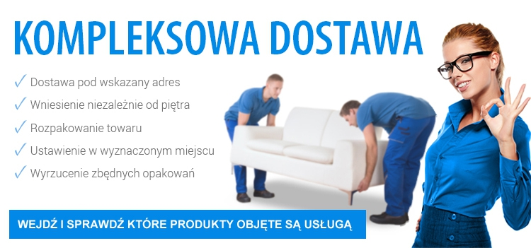 KOMPLEKSOWA DOSTAWA